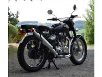 2009 ROYAL ENFIELD TRIALS EFI JUST 1398 MILES