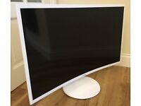 "**Curved** SAMSUNG Full HD 32""1080p LED GAMING Monitor - WARRANTY"
