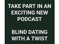 Blind Dating (Literally)