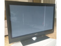 "Philips 42"" flatscreen Plasma TV - Working, 2 HDMI ports, HD Ready"