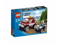 Lego 4437 Police Pursuit. New and unopened