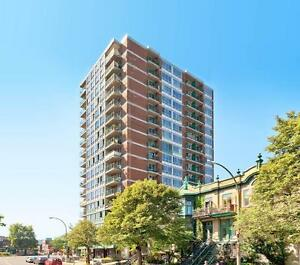 Stunning Views of Parc La Fontaine! Updated Apartment!