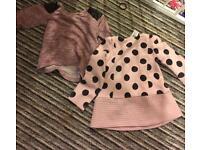 Girls 4-5 years clothing bundle
