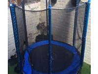 Plum 6' foot trampoline