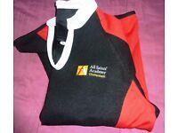 All Saints Academy Cheltenham P.E Shirt, size medium as new.