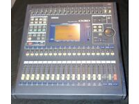 Yamaha 03D Digital Mixer Motorised Faders with Extras (CD8-AD-S card + Rack Kit)