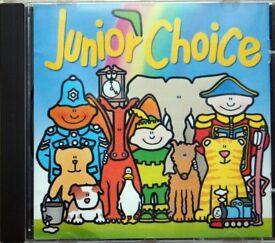 ELC Junior Choice Compilation [CD]