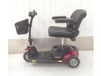 Pride Go Go Elite Traveller Plus 3 Mobility Scooter