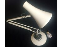 Vintage Anglepoise Desk Lamp, Model 90, Herbert Terry 1970's desk light for sale