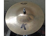 "Zildjian K 8"" Splash cymbal"