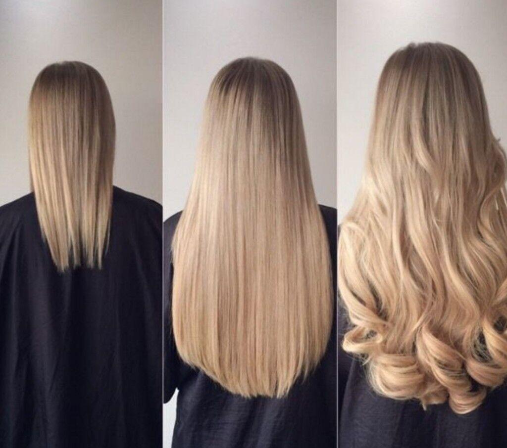Micro Loop Hair Extensions Hertsbedsbucks In Leighton Buzzard