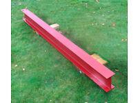 RSJ for sale with red oxide primer