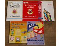 5 Study Workbooks