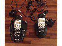 Home phone BT Freelance XD5500