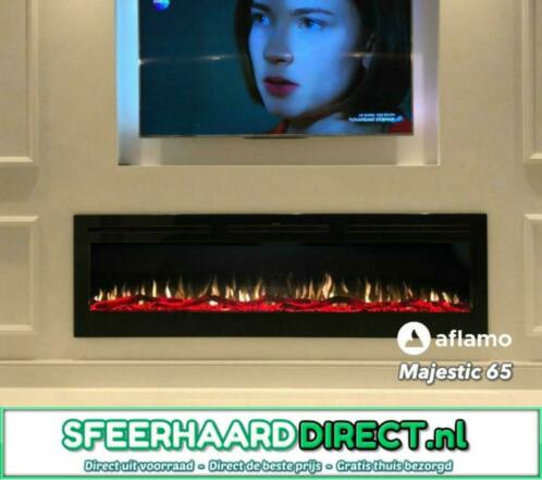 Elektrische Haard Inbouw Sfeerhaard Tv Wand Sale Kachels Marktplaats Nl