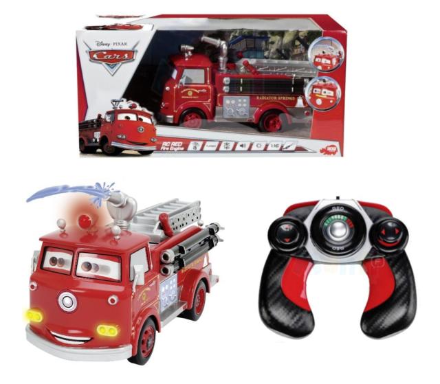 Disney Pixar Cars RC Fire Engine - 373.4KB