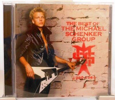 The Michael Schenker Group + CD + Best of + Tolles Album mit 16 starken Hits