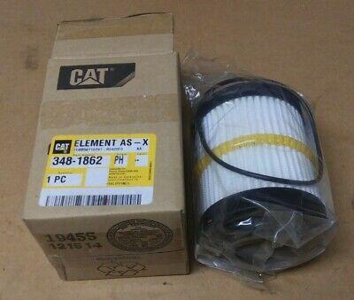 New Genuine Cat Caterpillar 348-1862 Hydraulic Filter Element