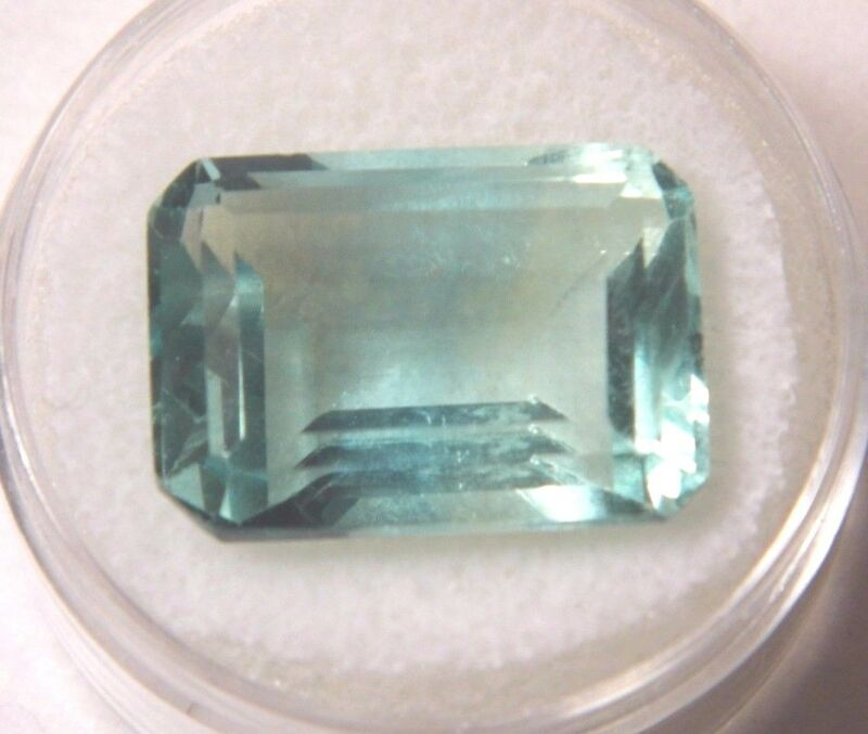 Chinese Fluorite Natural Faceted Gemstone Various Sizes/Shapes(Combined Listing)