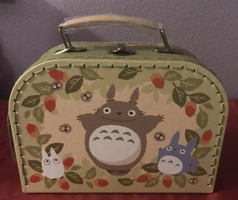 Studio Ghibli My Neighbor Totoro Bag Purse Box Style
