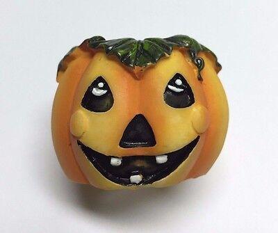 Boy Scout Woggle Halloween Jack Neckerchief Slide Item No.: WK83 - Scout Halloween Items