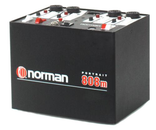 Norman P808M with Complete 4-channel Operation