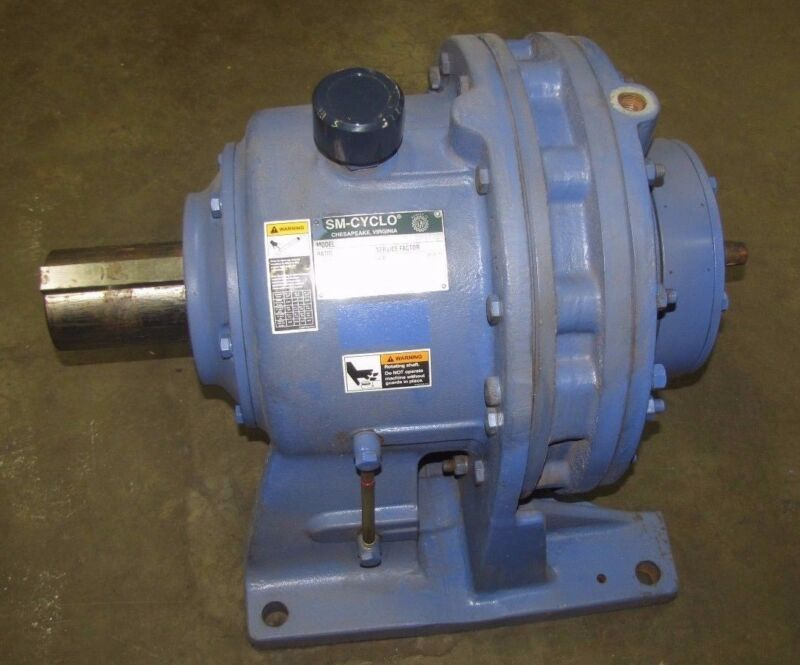 SUMITOMO CHHS-4195DBY-R2-210 SM-CYCLO 210:1 RATIO SPEED REDUCER GEARBOX NEW