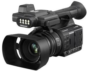 Panasonic Professional AG-AC30EJ Profi Camcorder vom Fachhändler ! AC30