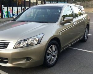 Moving Overseas 2009 HONDA ACCORD IMMACULATE ,REGO,RWC Forest Lake Brisbane South West Preview