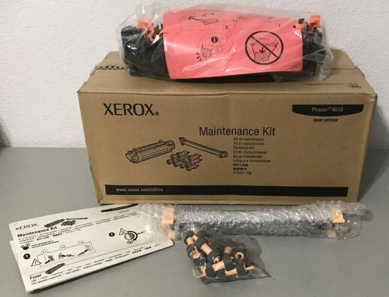 BRAND NEW GENUINE XEROX 108R00717 MAINTENANCE KIT FOR PHASER 4510- OPENED BOX