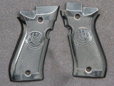 Pistol - Black Plastic Grips - 2