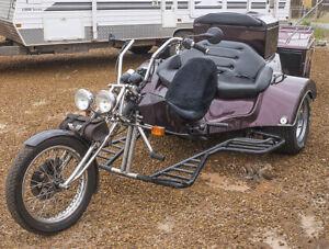 Custom Made Bon Trike HS3 plus trailer Geraldton Geraldton City Preview