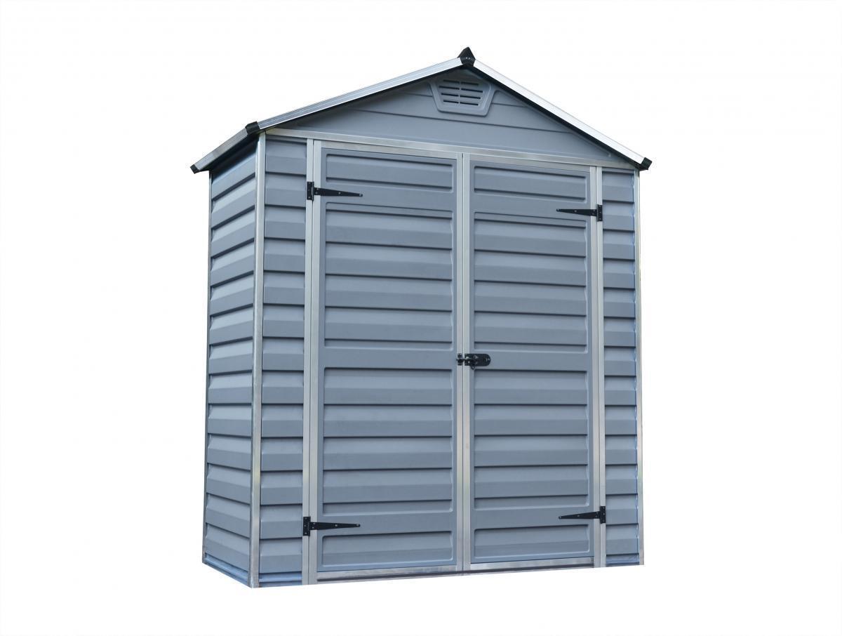 Stahl Gartenhaus zelsius gewächshaus mit stahlfundament aluminium