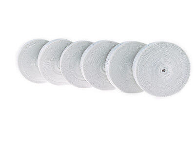 6 Rolls Strong Webbing Upholstery furniture straps Tie Down Removal Van 20M Long