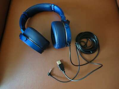Sony MDR-XB950B1 Extra Bass Headband Wired store demo model Headphones - Blue