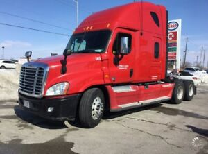 2012 Freightliner Cascadia (WITH FRIGHTENER WARRANTY)