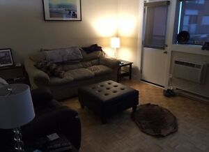 Beautiful St. Boniface 1 bedroom sublet! Leaving DD