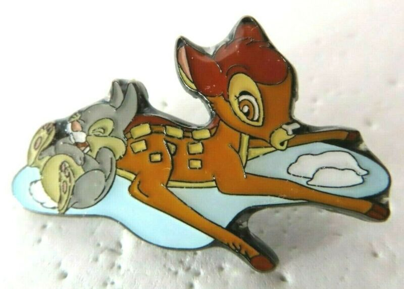 Disney Pin - Loungefly Blind Box Bambi & Thumper on Ice