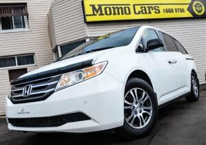 2011 Honda Odyssey EX-L! Leather seats! Only $153/Bi-weekly!
