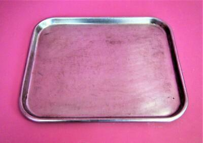 Polar 18 X 14 Stainless Steel Surgical Instrument Mayo Tray Type 18-8