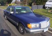 Mercedes Benz 1984 280 SE ONE PREVIOUS OWNER Wallan Mitchell Area Preview