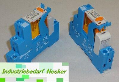 4C.01.8.230.0060 - 4C Finder Koppel Relais 230V AC 1Wechsler 16A -K