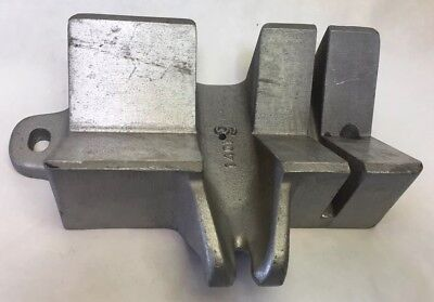 Angle Plate-block-fixture Cast Aluminum Forging Made 90 Degree