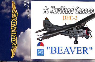 MiniWing Models 1/144 DE HAVILLAND CANADA DHC-2 BEAVER