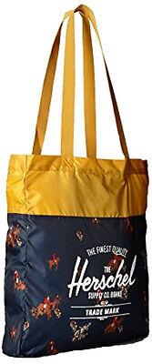 Borsa Donna Blu/Giallo Herschel Bag Woman Packable Travel To