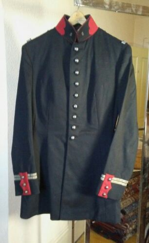 France 5th Infantry M31 Lieutenant Frock Uniform, Tunic and Trousers, Dated 1936
