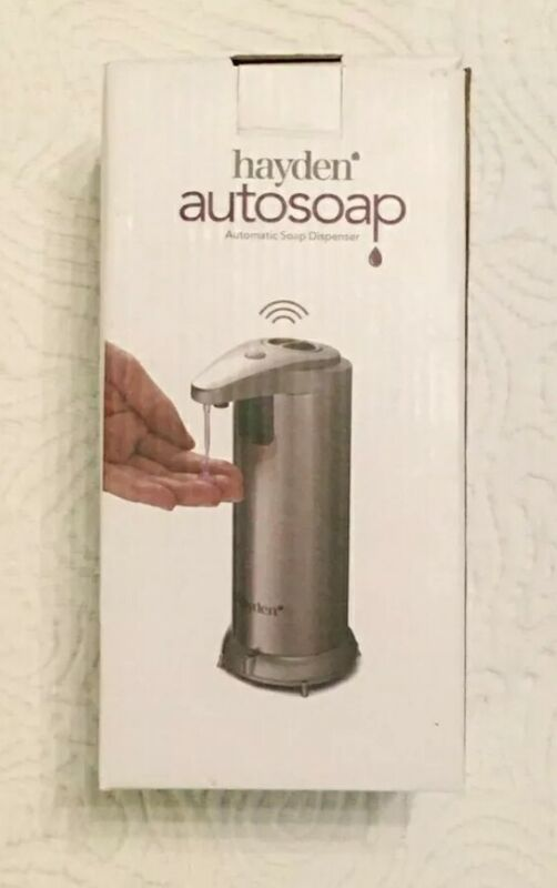 Hayden Autosoap Touch Free Soap Dispenser - Great Quality Product