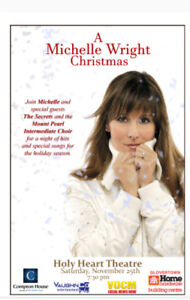 A MICHELLE WRIGHT CHRISTMAS