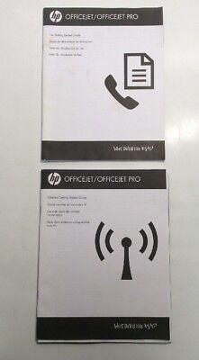 Руководство HP Officejet Pro Getting Stared