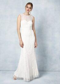 Phase Eight Ella Rose Wedding dress UNWORN Size 8